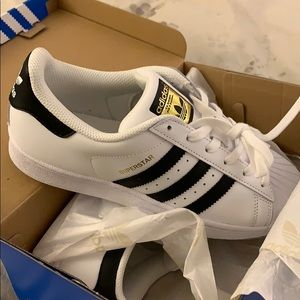 adidas Shoes - Adidas superstars for women, size 7